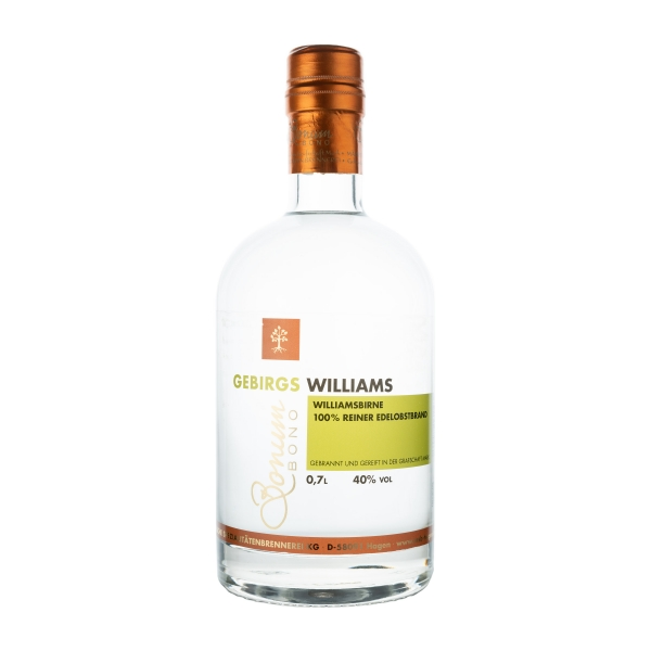 Bonum Bono Gebirgs-Williams 700 ml 40% Vol.
