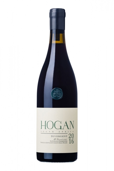Hogan wines Divergent 2016