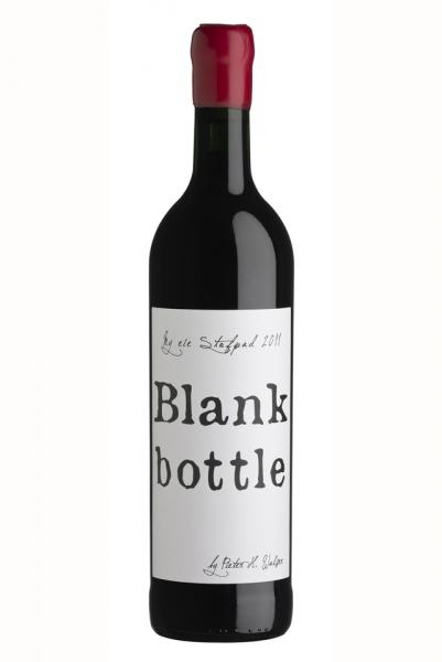 "Blank Bottle ""My eie Stofpad"", 2011 Cabernet Franc"