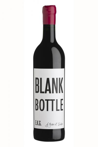 Blank Bottle E.K.G. 2011
