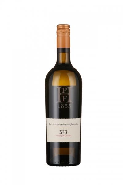 Hermanuspietersfontein No. 3 Sauvignon Blanc 2011