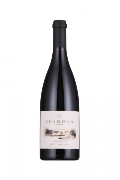 Shannon Rockview Ridge Pinot Noir 2008