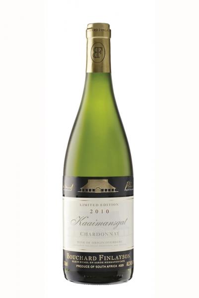 "Bouchard & Finlayson Kaimansgat Chardonnay 2010 ""Limited Edition"""