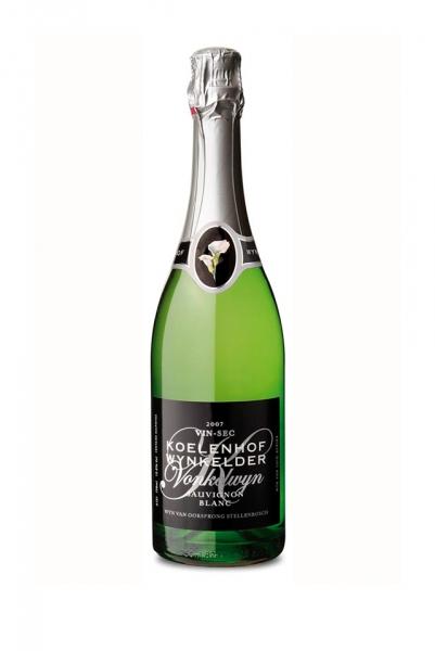 Koelenhof Sauvignon Blanc Vin-Sec 2001