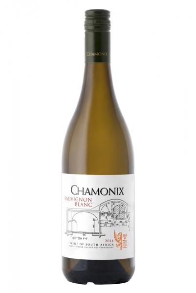 Chamonix Sauvignon Blanc 2014