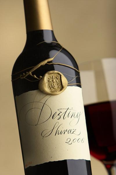 Mont Destin Destiny Shiraz 2006