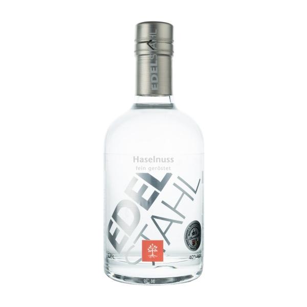 Edelstahl Haselnuss 350 ml 40% Vol.
