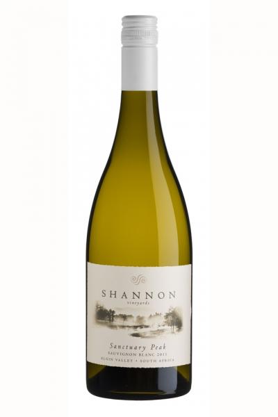 Shannon Sanctuary Peak Sauvignon Blanc 2015