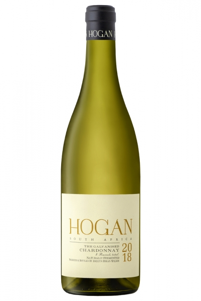 "Hogan Chardonnay 2018 ""The Galvanised"""