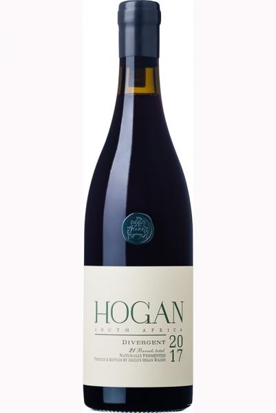 Hogan wines Divergent 2017