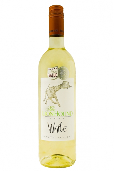 The LION HOUND White 2015