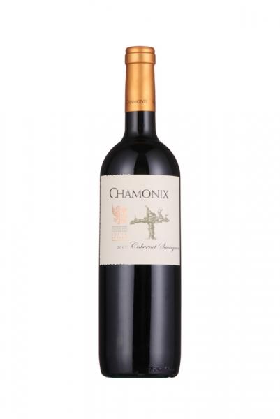 Chamonix Cabernet Sauvignon 2007