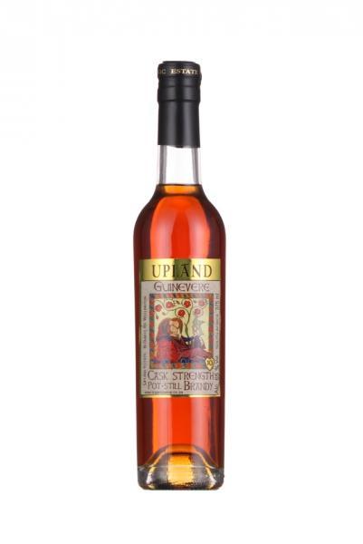 Upland Cask Strength Potstill Brandy