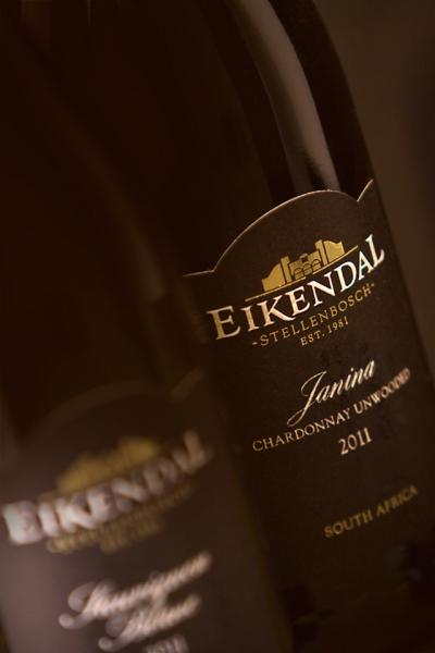 Eikendal Chardonnay Janina 2012 unwooded