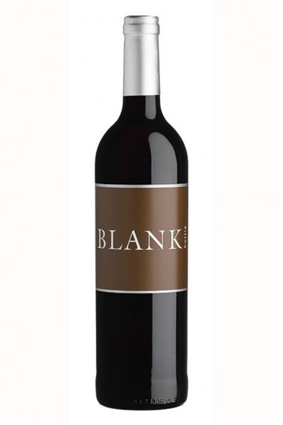 Blank Bottle The little Spaniard 2011