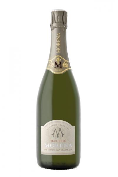 Franschhoek Pass Winery MCC Morena Brut Rosé