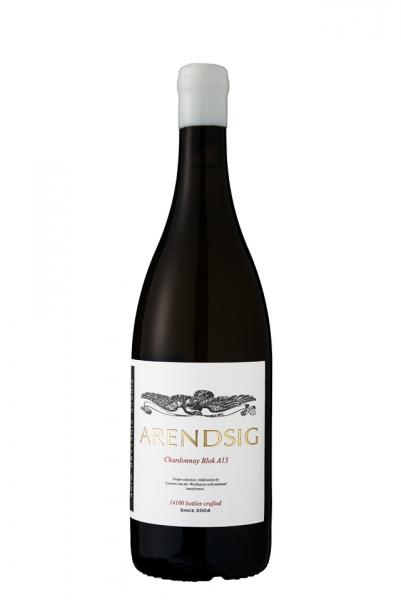 Arendsig Chardonnay 2015 Blok A15