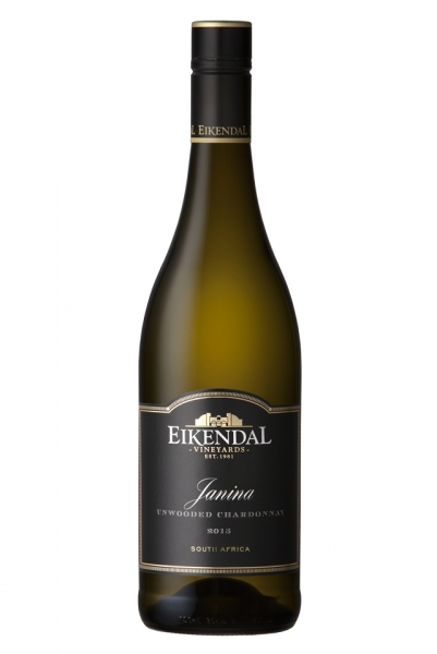 Eikendal Chardonnay Janina 2015