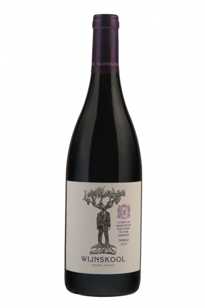 Wijnskool Tree of Knowledge Shiraz 2015