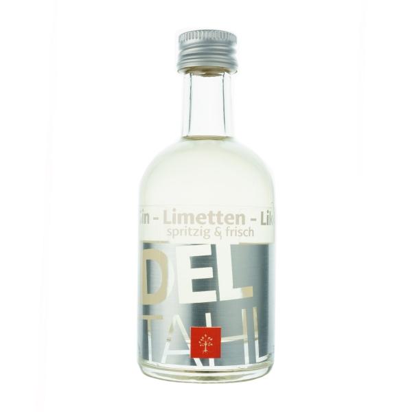 Edelstahl Gin-Limetten-Likör 050 ml 30% Vol.