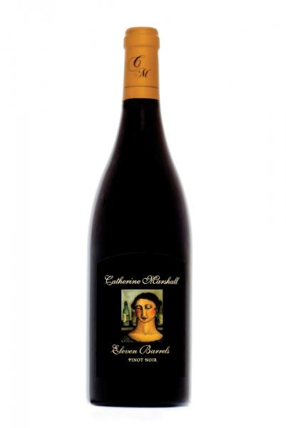 Catherine Marshall Pinot Noir 11 Barrels 2009